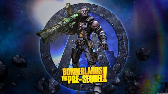 Borderlands the Pre-Sequel - Wilhelm Wallpaper