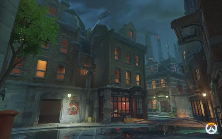 Overwatch Screenshots King S Row Mentalmars