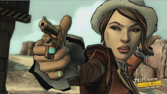 Tales from the Borderlands - The Gearbox Interview