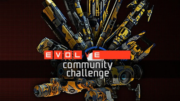 Evolve Bucket Community Challenge