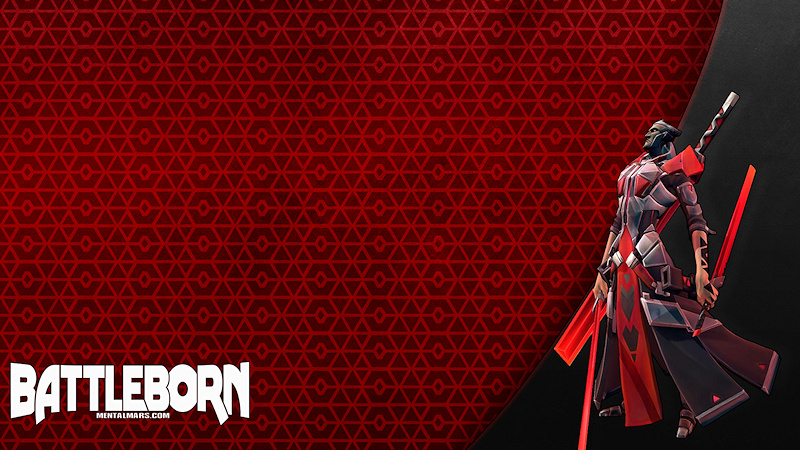 Battleborn Wallpaper - Rath