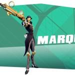 Battleborn Marquis Pose