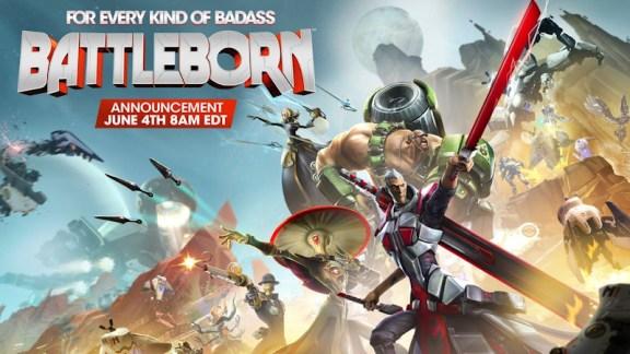 Battleborn Announcement