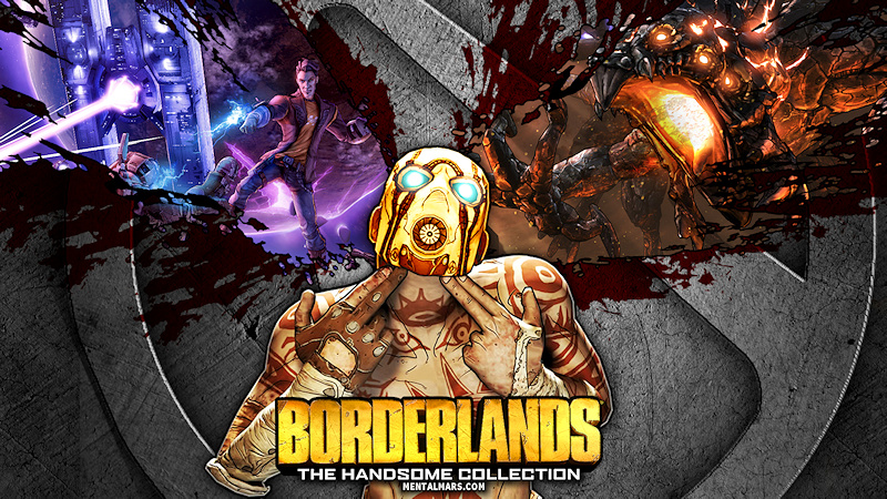 Image result for borderlands handsome collection