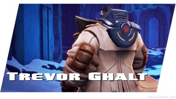 Battleborn - Trevor Ghalt