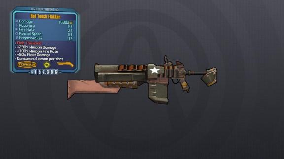 Flakker - Borderlands Legendary Shotgun