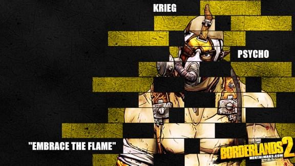 Borderlands 2 Krieg Legacy Wallpaper