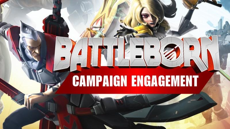 Battleborn Story Campaign Engagement