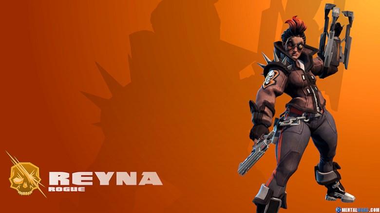 Battleborn Cool Wallpaper Reyna