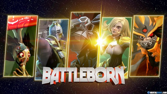 Battleborn Team 2 Wallpaper