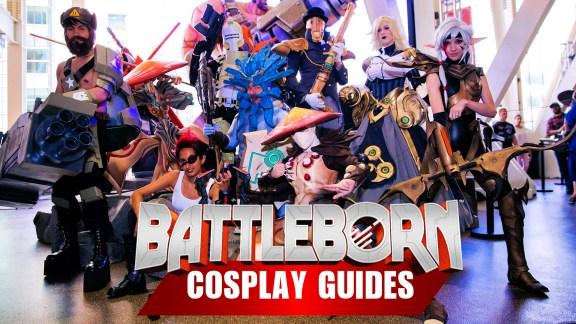 Battleborn Cosplay Guides