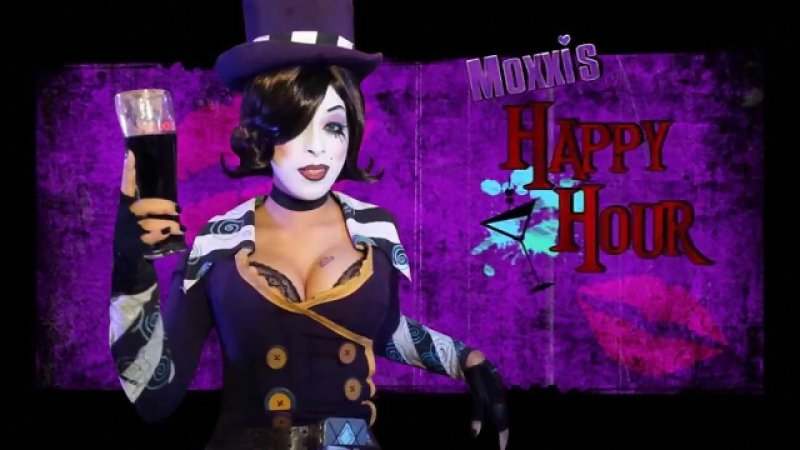 Moxxi's Happy Hour - MoxxTails