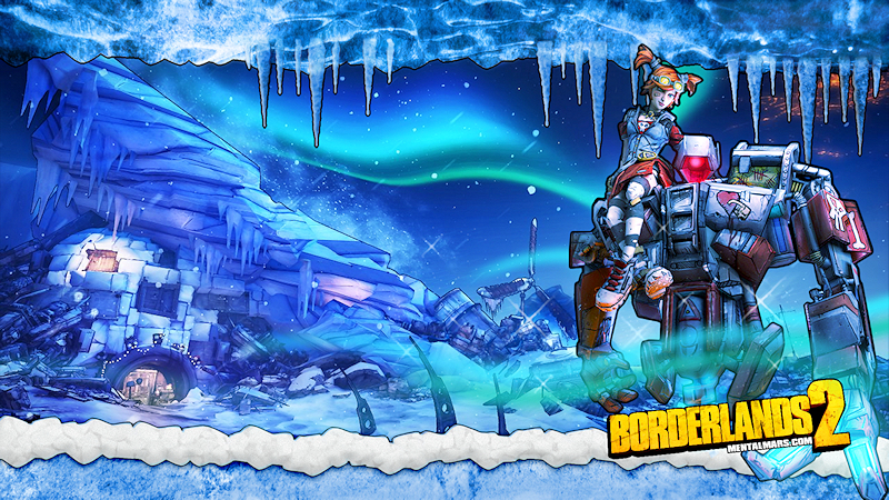 Borderlands 2 Windshear Waste Wallpaper - Gaige