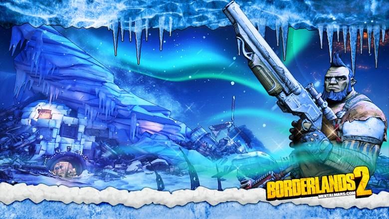 Borderlands 2 Windshear Waste Wallpaper - Salvador