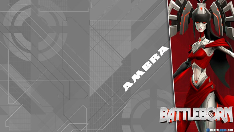 Battleborn Blade Wallpaper - Ambra