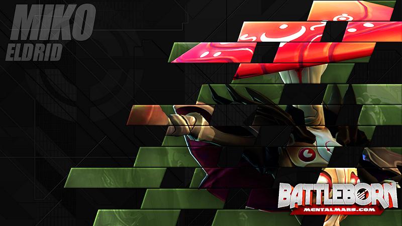 Battleborn Champion Wallpaper - Miko