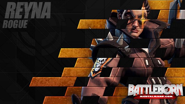 Battleborn Champion Wallpaper - Reyna
