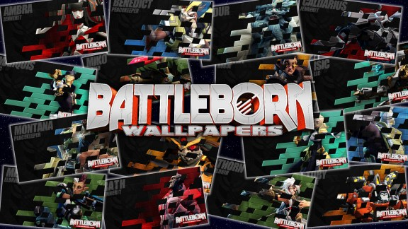 Battleborn Champions Wallpaper Gallery