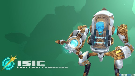 Battleborn Cool Character Wallpaper - ISIC
