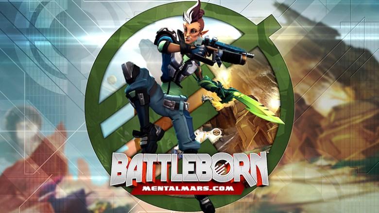 Battleborn Legends Wallpaper - Mellka
