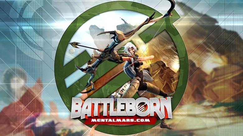 Battleborn Legends Wallpaper - Thorn