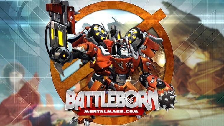 Battleborn Legends Wallpaper - Toby