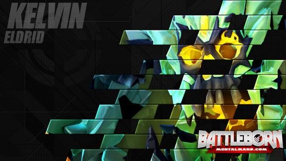 Battleborn Champion Wallpaper - Kelvin