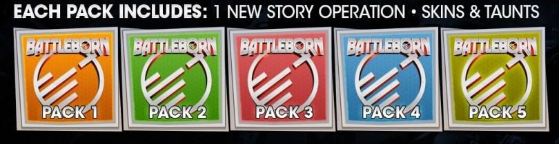 Battleborn season pass packs