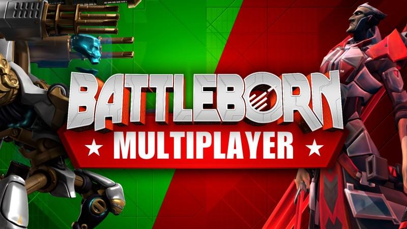 Battleborn Multiplayer PvP
