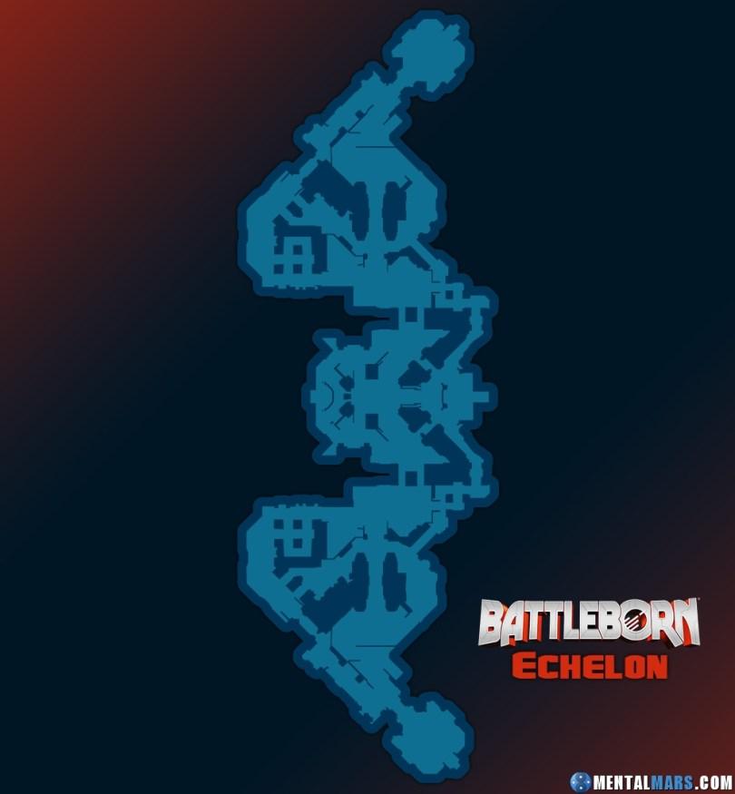 Battleborn Echelon Large Map