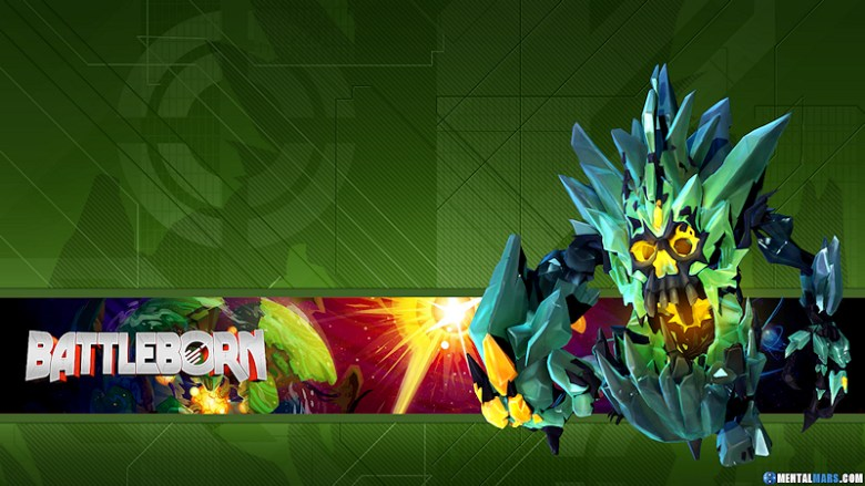 Battleborn Hero Wallpaper - Kelvin