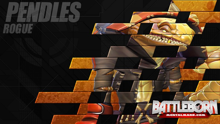 Battleborn Champion Wallpaper - Pendles