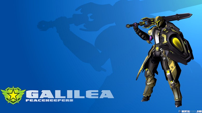 Battleborn Cool Wallpaper - Galilea