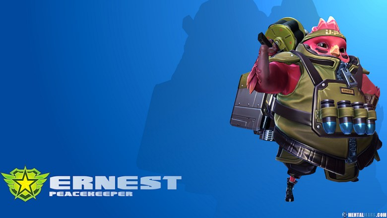 Battleborn Cool Wallpaper - Ernest