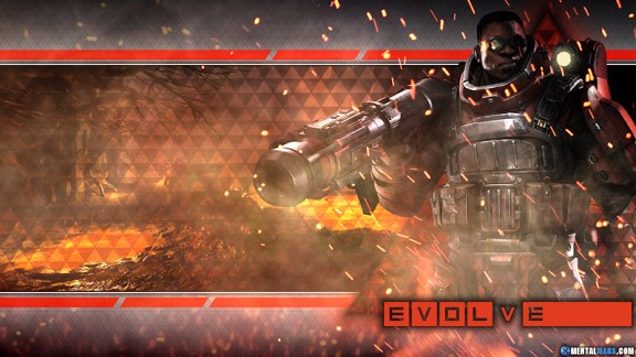 Evolve Wallpaper - Parnell