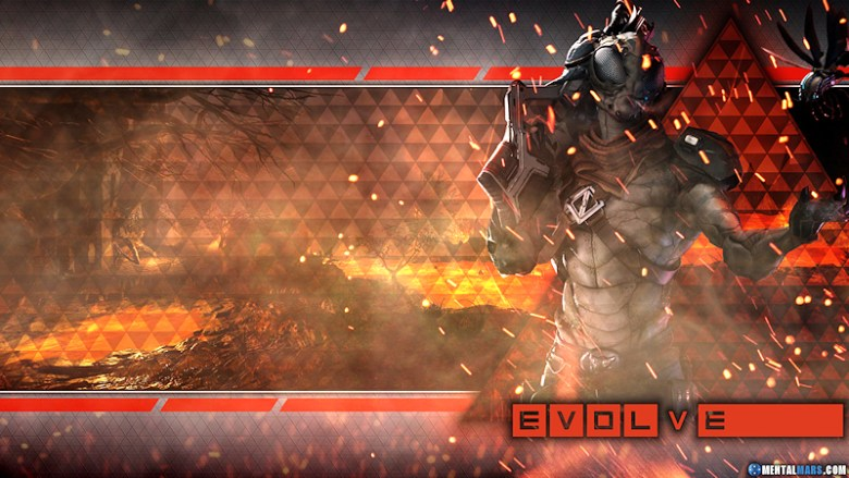 Evolve Wallpaper - Slim