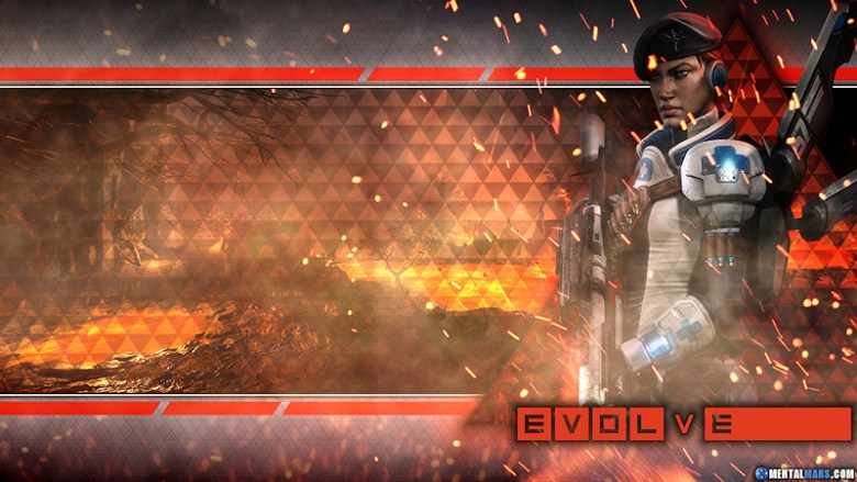 Evolve Wallpaper - Val