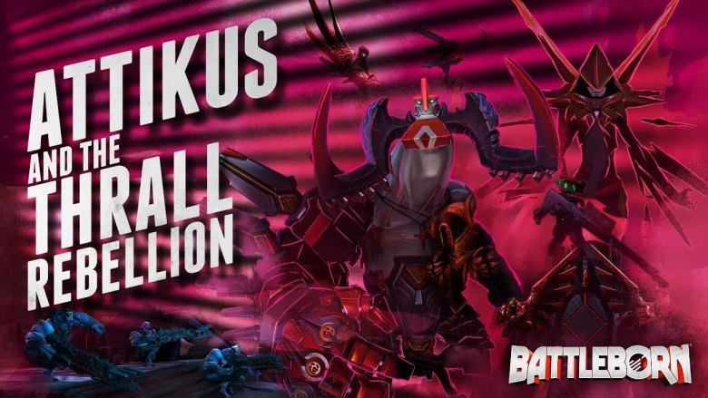 attikus and the thrall rebellion - Story Operation
