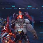 Battleborn New Skin Taunt UI