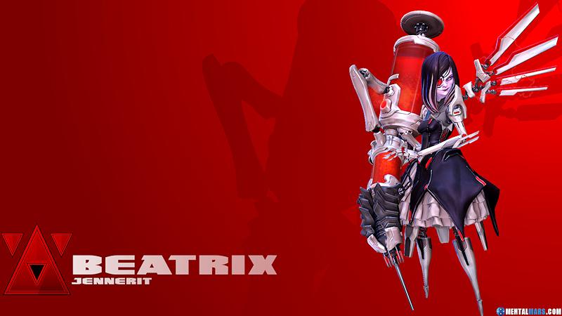 Battleborn Cool Wallpaper - Beatrix