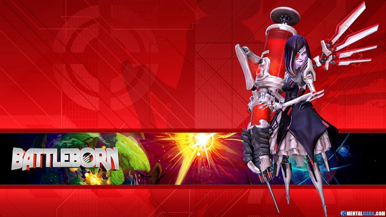 Battleborn Hero Wallpaper - Beatrix
