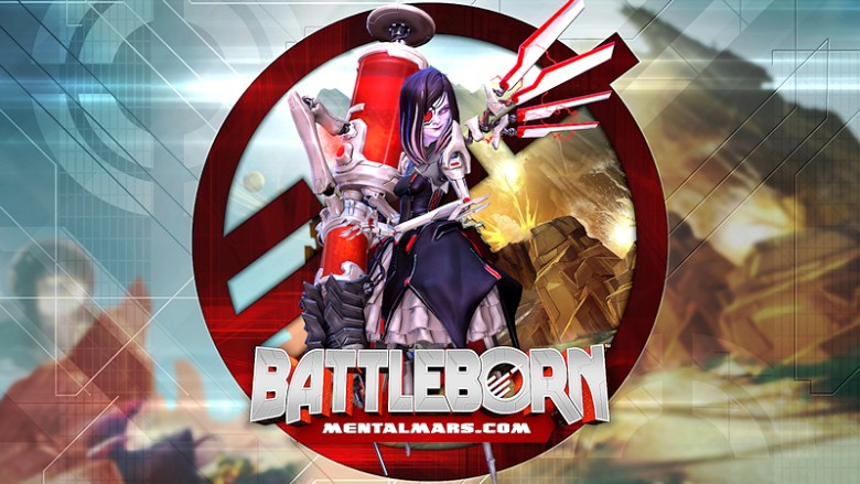 Battleborn Legends Wallpaper - Beatrix