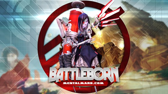 Battleborn Legends Wallpaper - Beatrix