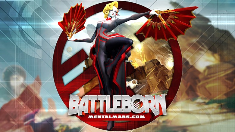 Battleborn Legends Wallpaper - Deande