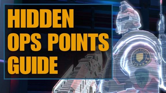 Oscar Mike vs The Battle School Hidden Ops Points Guide - Battleborn