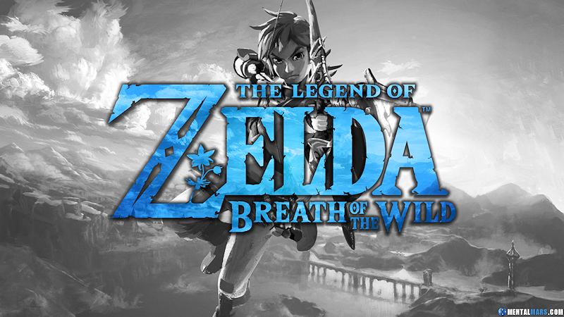 Zelda Wallpaper Breath Of The Wild: The Legend Of Zelda Breath Of The Wild Wallpaper » MentalMars