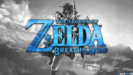 The Legend of Zelda Breath of the Wild Wallpaper