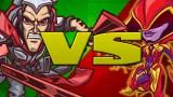 rath vs aria - Battleborn