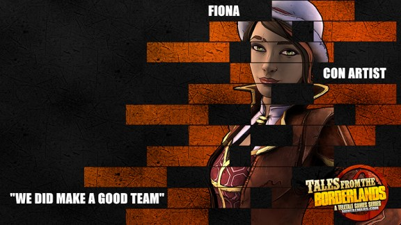 Fiona Legacy Wallpaper - Tales from the Borderlands