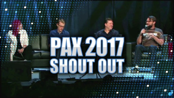 MentalMars Shout Out Pax 2017 by GBX
